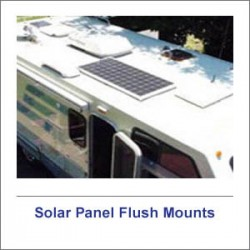 Solar Panel Flush Mounts