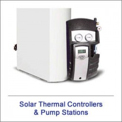 Solar Water Storage Controllers and Stations