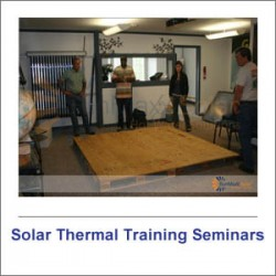 Solar Thermal Training Seminars