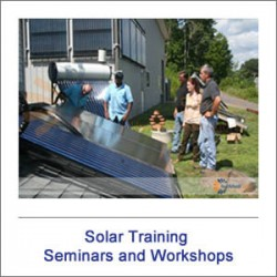 Solar Training Seminars and Workshops