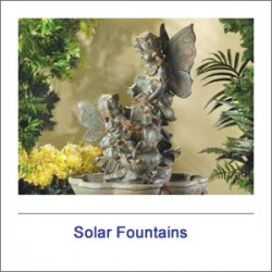 Solar Fountains for Ponds