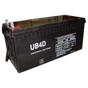 12v 200Ah AGM battery
