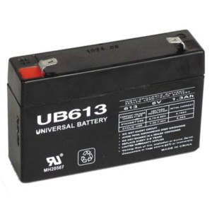 Sealed Lead Acid Batteries  6V 1.3AH