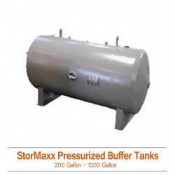 StorMaxx Presurized Buffer Tanks