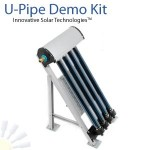 SunMaxx Vacuum Direct Flow Collector Demo Kit