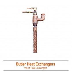 Butler Solar Wand Heat Exchangers