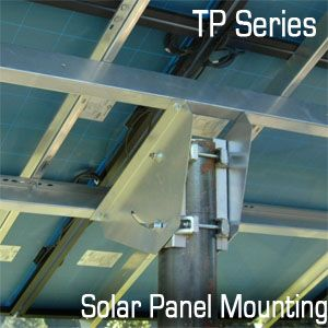 Single Tier Top Of Pole Mount 12ll Shop Solar