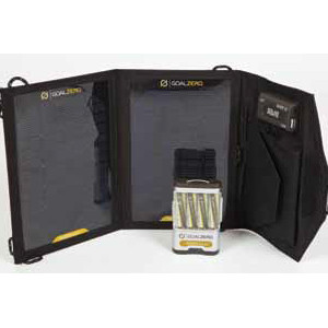 10W Portable Solar Charging Kit
