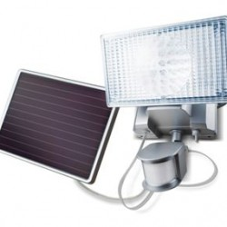 30 Watt Halogen Solar Flood Light