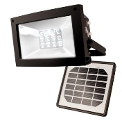 12 LED Solar Outdoor Security Flood Light