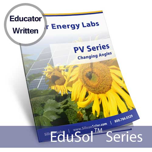Solar PV Changing Angles – Solar Energy Labs