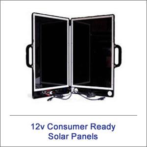 12v Consumer Ready Panels