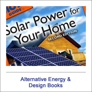 Alternative Energy & Design Books