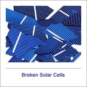 Broken / Scrap Solar Cells