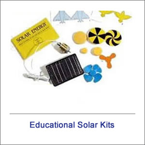 Educational Solar Kits