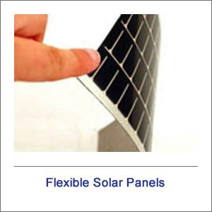 Flexible & Foldable Solar Panels