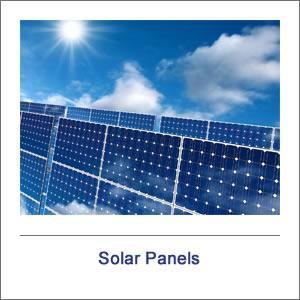 Crystalline & Thin-Film Solar Panels