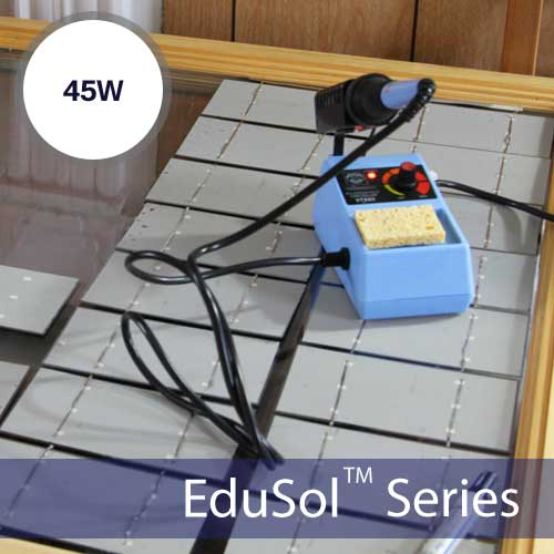 Build Your Own 45W DIY Solar Panel & Cells Kit