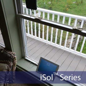 ISol Window Solar Charger