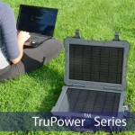 150W Portable Solar Power System