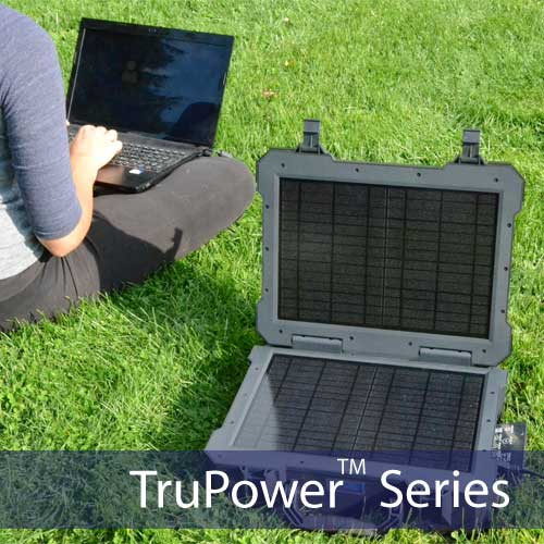 Portable Solar Power Camping Kit | Solar Power Charger
