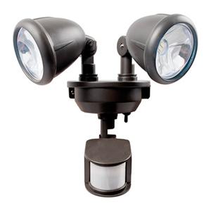 Solar powered dual head security light dk bronze shop solar download product documents aloadofball Gallery