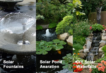 Custom Solar Water Pumps
