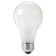 Incandescent Solar Flood Light Bulbs