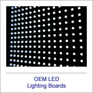 OEM LED Lighting Boards