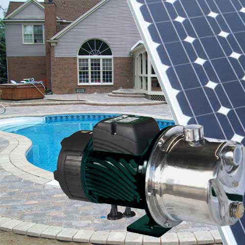 Solar Pool Pumps - Silicon Solar