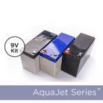 Aquajet-PRO-KIT 9V Battery
