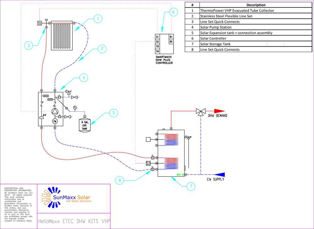 System Piping Diagram