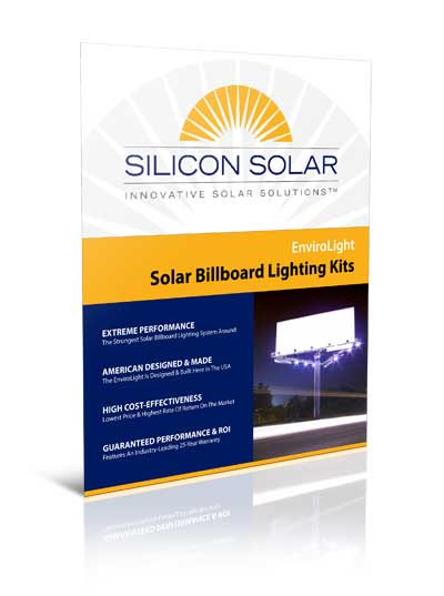 Solar Billboard Lighting Brochure