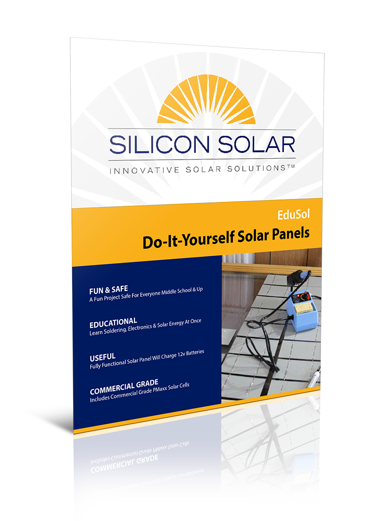 EduSol DIY Solar Panel Kits