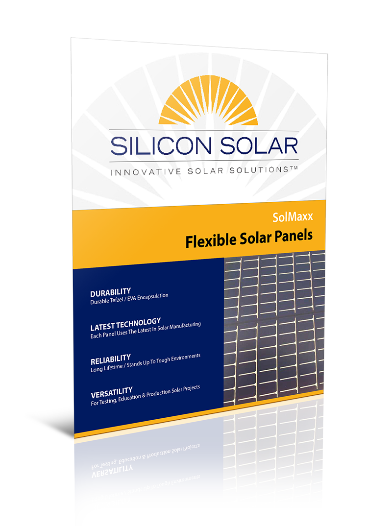 SolMaxx Flexible Solar Panels