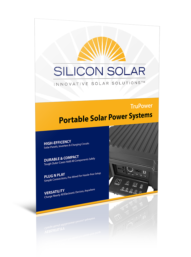 TruPower Portable Solar Power Systems