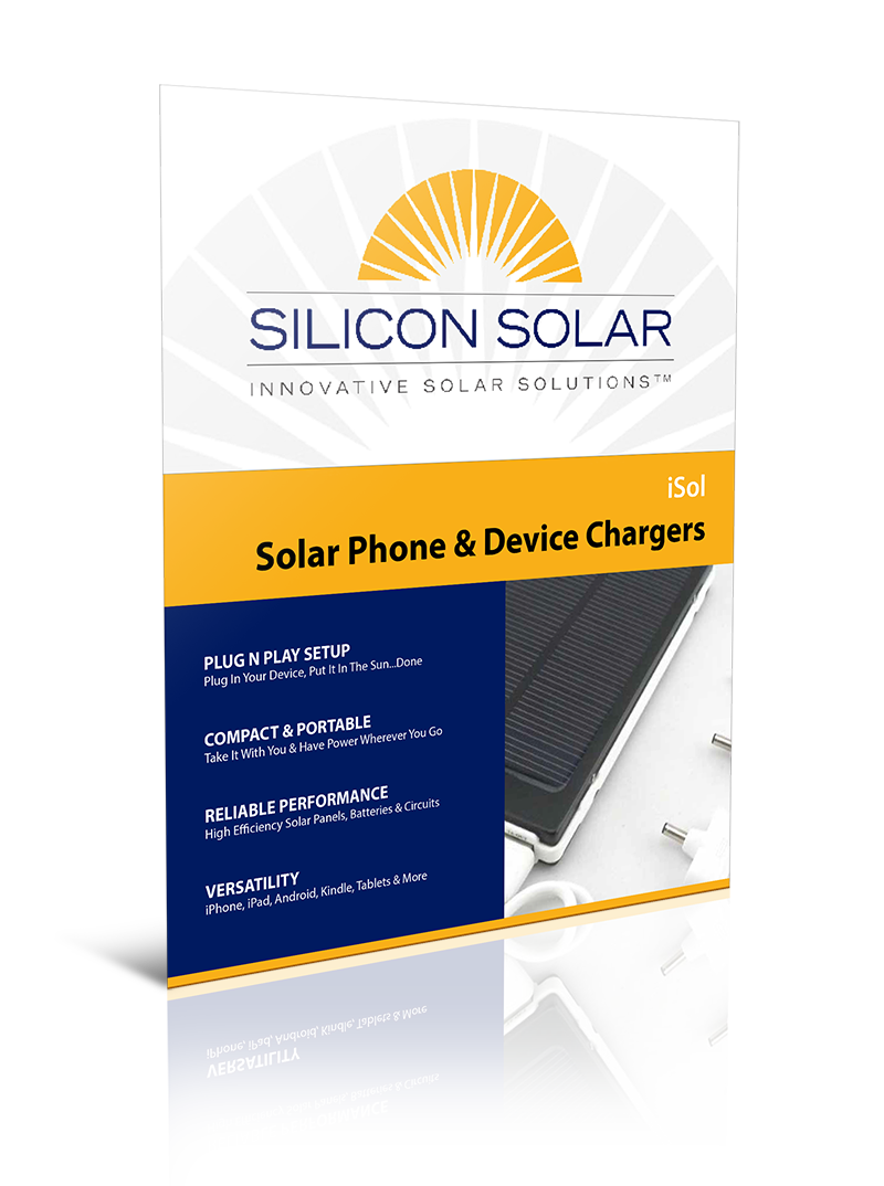 iSol Solar Mobile Device Chargers