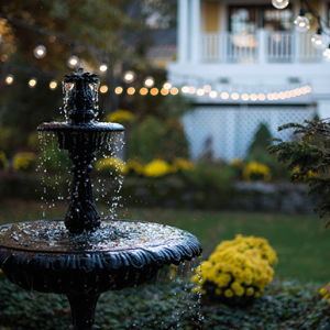 Solar Fountains for Ponds
