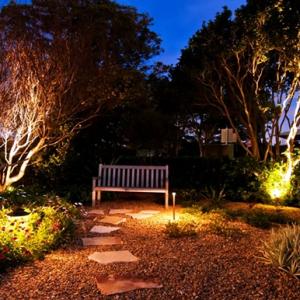 Solar Garden Spot Lights