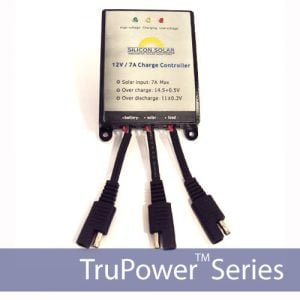 Solar Power Charge Controllers