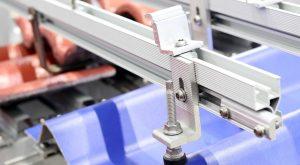 Solar Panel Mounting Hardware
