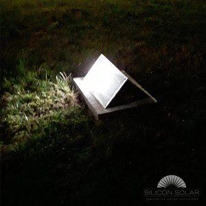 Solar Sign & Flood Light with 150 Watt Output