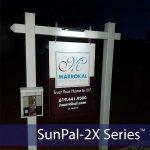 2020.3.31-Solar-Post-Sign-Light