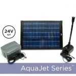 Night & Day Solar Pump Kit 24v