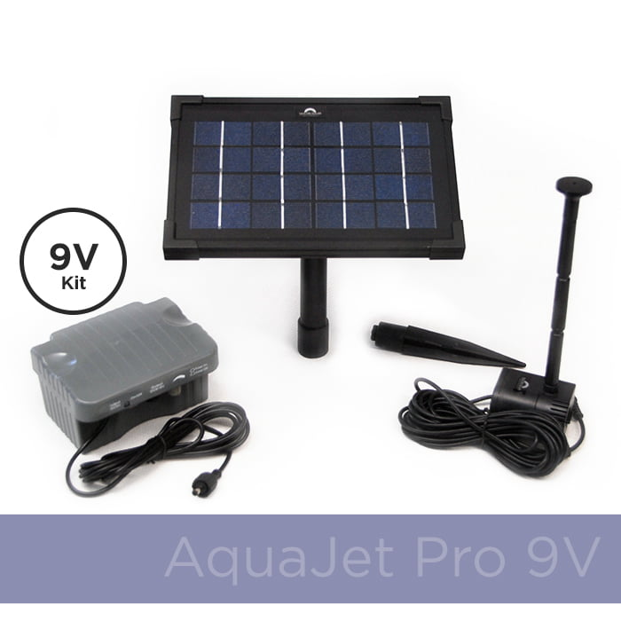 Solar Pump Kit Night & Day