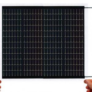 15.4V 200mA Flexible Solar Panel (Weatherized)
