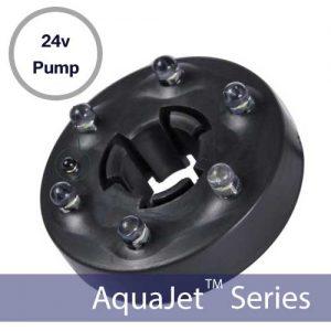 LED Light Ring Addon For AquaJet 24v Pump Kit