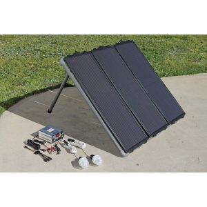 45 Watt Harbor Freight Portable Solar Panel Kit