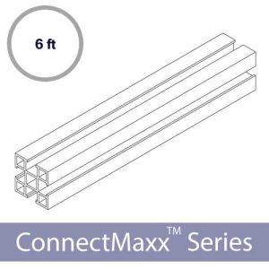 6ft Back Rail / Leg For TitanPower HP Series Flat Plate Collectors