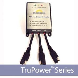 TruPower Charge Controller/Regulator 12V7A